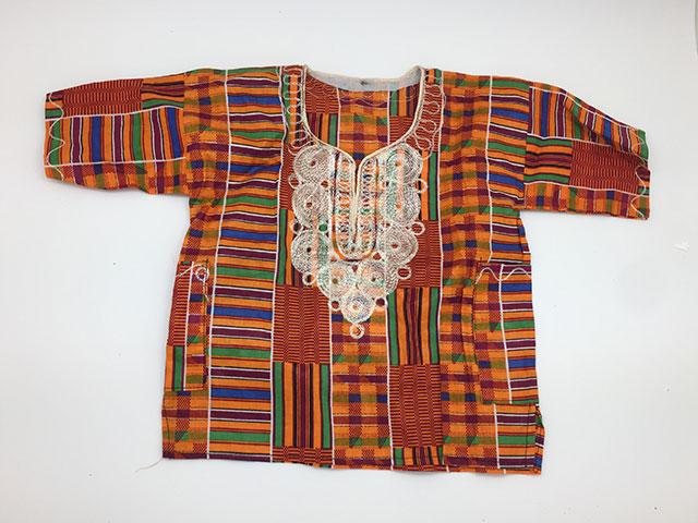 Traditional Ghanaian Dress